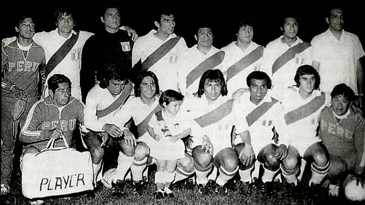 Hace 42 años: Perú campeón de Copa América - AS Perú