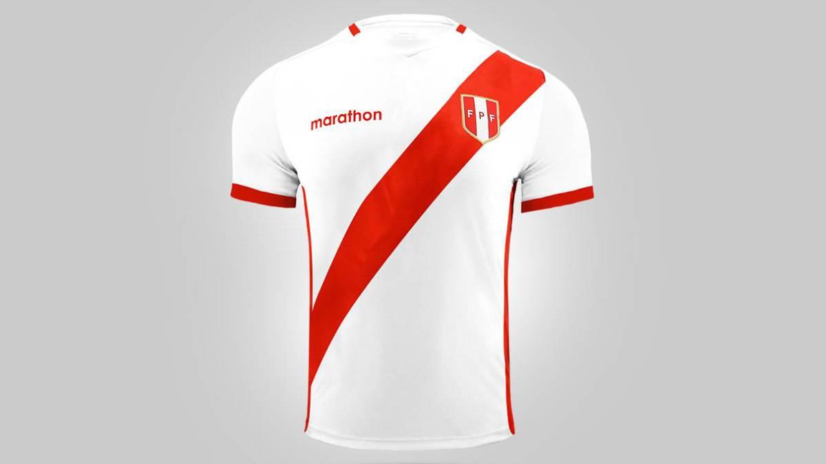 promedio cobre Nabo  La posible nueva camiseta de Perú para la Copa América - AS Perú