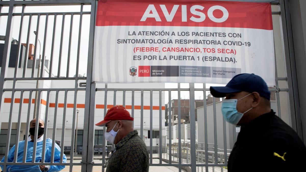 La cuarentena en Perú se derrumba al superar los 6.000 casos diarios