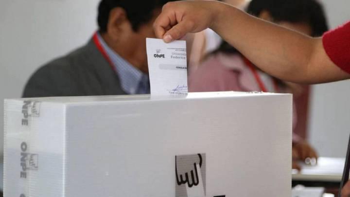 Elecciones 2021: ¿cuánto van a cobrar los miembros de las mesas? - AS Perú