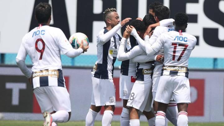 Estudiantes De Merida 3 2 Alianza Lima Goles Resumen Y Resultado As Peru