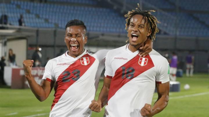 Perú saca un punto vital frente a Paraguay en Asunción - AS Perú