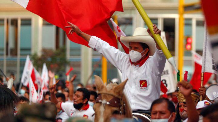 Elecciones Presidenciales Perú 2021: mapa por estados de los resultados -  AS Perú