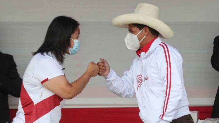 Keiko Fujimori vs Pedro Castillo: ¿habrá otro debate presidencial de Perú?  - AS Perú
