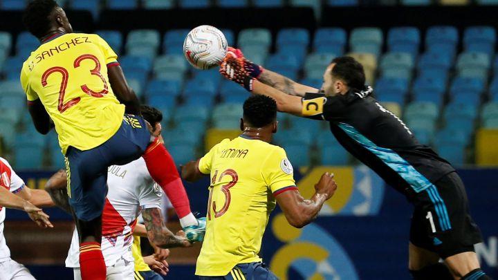 Colombia 1-2 Perú: goles, resumen y resultado - AS Perú
