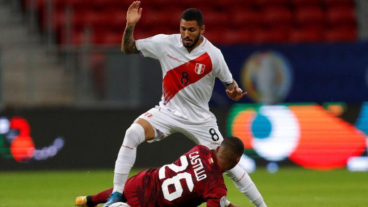 Perú 1-0 Venezuela: goles, resumen y resultado - AS Perú